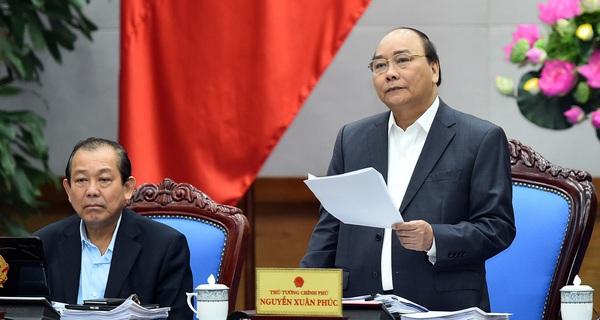 Thủ tướng nêu 10 kết quả nổi bật và những bất cập quý I/2017
