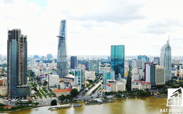 Những hình ảnh lý do vì sao giá nhà trung tâm tâm Sài Gòn tăng chóng mặt
