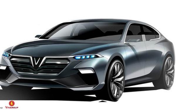 Vinfast công bố những video thiết kế 3D đầu tiên về các mẫu xe của mình