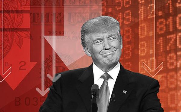 Chỉ bằng vài câu nói, Tổng thống Trump khiến thị trường 3.800 tỷ USD chao đảo