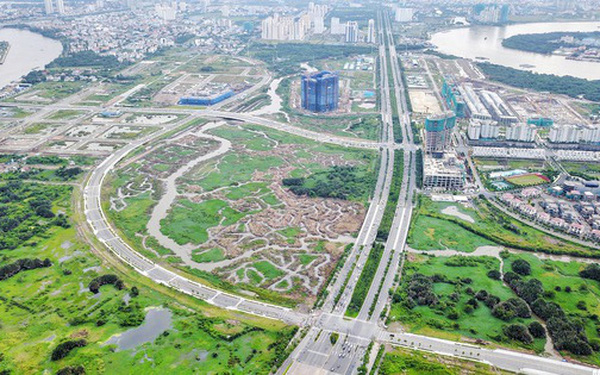 Đón đầu dòng vốn nghìn tỷ vào hạ tầng giao thông, loạt dự án nghìn tỷ ùn ùn mọc lên tại khu Đông Sài Gòn