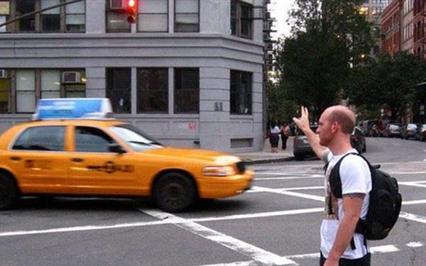 Người New York đi Uber nhiều hơn taxi