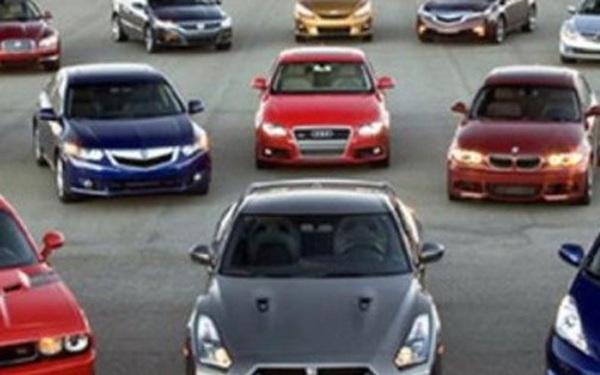 Lệ phí trước bạ ô tô, xe máy, tăng mạnh với dòng siêu xe