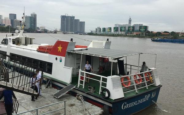 Phát triển đường thuỷ để 'cứu nguy' cho cao tốc TPHCM-Long Thành-Dầu Giây