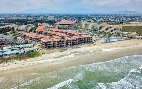 Cận cảnh khu tổ hợp khách sạn nghìn tỷ Sheraton Đà Nẵng nhìn từ trên cao vừa mới đổi chủ