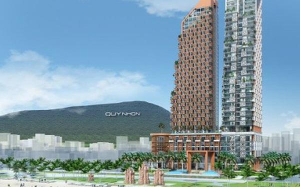 Con gái ông Trần Bắc Hà góp vốn xây dựng khu nghỉ dưỡng lớn bậc nhất Bình Định