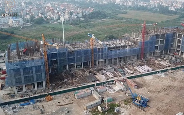Soi tiến độ loạt dự án chung cư đang được quan tâm dọc vành đai 3 Hà Nội