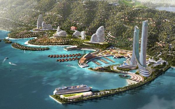 Đại gia địa ốc đổ dồn về đặc khu kinh tế Vân Đồn, hàng loạt dự án nghìn tỷ khởi động