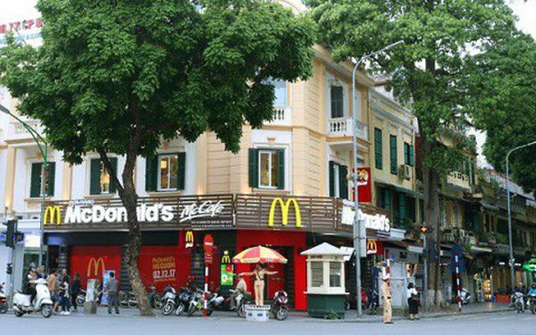 McDonald's khai trương nhà hàng đầu tiên tại Hà Nội