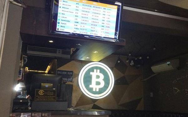 Đổ xô mua bán, 'đào' Bitcoin