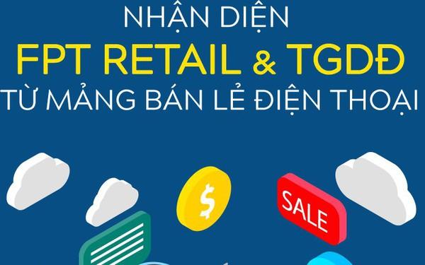 [Infographic] Khác biệt và tương đồng giữa FPT Retail và Thế Giới Di Động trong mảng bán lẻ điện thoại