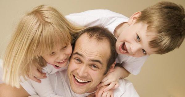 Đây là quốc gia duy nhất trên thế giới các ông bố ở bên con nhiều hơn các bà mẹ