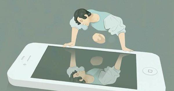 Những bức tranh biếm họa về con người khiến người xem phải giật mình suy ngẫm