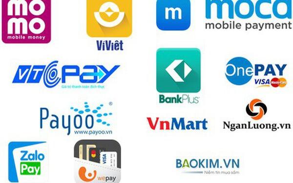 Hơn 20 ví điện tử đã được cấp phép tại Việt Nam gồm những tên tuổi nào?