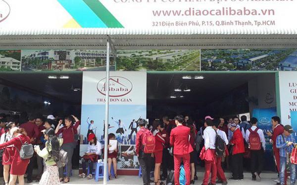 Chuyển đơn khách hàng tố cáo địa ốc Alibaba đến Cục Cảnh sát Điều tra tội phạm kinh tế và tham nhũng