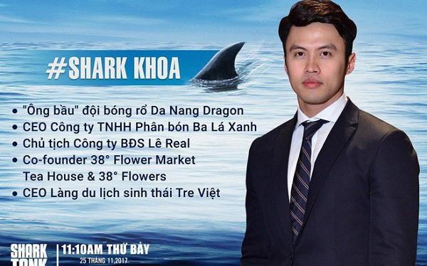 Con đường khởi nghiệp của Shark Lê Đăng Khoa: Bệ đỡ tài chính bí mật và bài học 'đốt' 3 tỷ chỉ trong 5 tháng