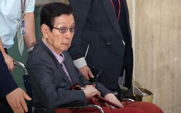 Nhà sáng lập tập đoàn Lotte vừa bị tuyên án 4 năm tù giam, chủ tịch tập đoàn 20 tháng tù treo