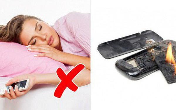 7 nơi nghiêm cấm không được đặt điện thoại để bảo vệ sức khỏe
