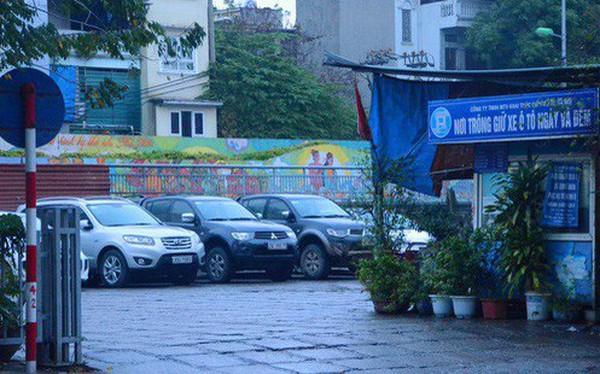 """Phí trông giữ xe ô tô ở Hà Nội lên đến 4 triệu đồng/ tháng, nhiều người phải lao đao """"méo mặt"""" đi tìm chỗ gửi xa nhà"""