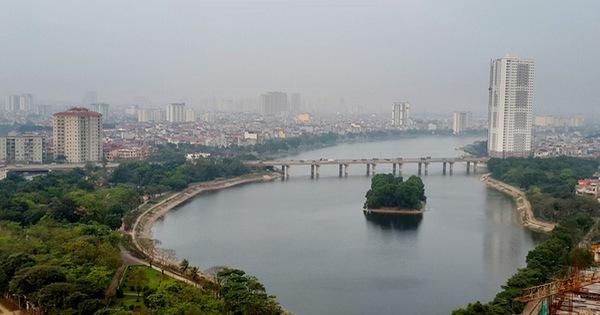 Hà Nội chuẩn bị làm đường băng qua hồ, hàng chục nghìn người dân khu vực Linh Đàm sẽ thoát khỏi cảnh tắc đường
