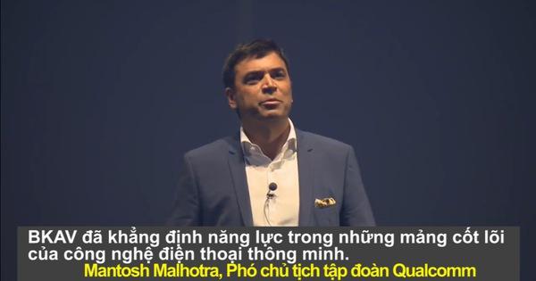"""Với Bphone 2, Phó Chủ tịch Qualcomm có lạc quan tếu về triển vọng Việt Nam trở thành """"Trung tâm thiết kế lớn"""" của khu vực?"""