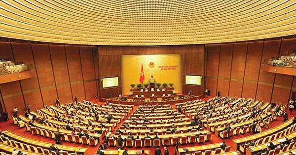 Hôm nay khai mạc Kỳ họp thứ 3 Quốc hội khóa XIV