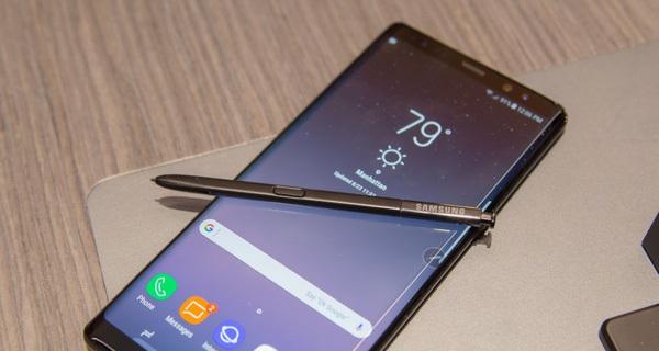 Đã có giá Samsung Galaxy Note8 chính hãng tại Việt Nam: Rẻ bằng 2/3 iPhone X