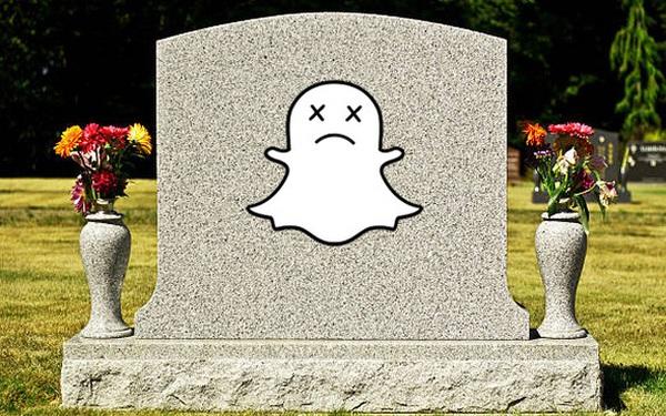 Xin lỗi Snapchat, đã đến lúc nói lời tạm biệt