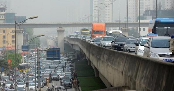 Vị đại sứ hiến kế 6 giải pháp chống tắc đường cho Hà Nội