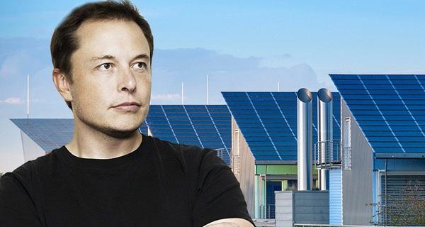 Mái ngói mặt trời của Tesla phản chiếu tầm nhìn vĩ đại về một thế giới năng lượng hoàn hảo của Elon Musk