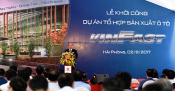 Từ VINFAST nghĩ về giấc mơ ô tô Việt