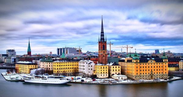 định cư ở Thụy Điển