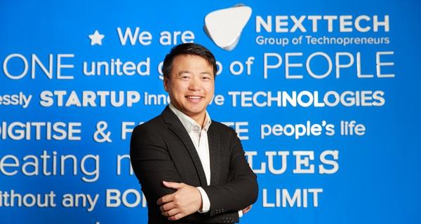 """Chủ tịch NextTech - Nguyễn Hoà Bình: Tôi băn khoăn khi Jack Ma nói - tới Việt Nam để """"giúp"""" các bạn trẻ kiếm tiền, chứ không đến để làm ăn"""