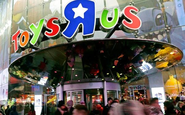 Chuỗi siêu thị đồ chơi lớn nhất nước Mỹ phá sản, 1.600 cửa hàng đóng cửa, 64.000 nhân viên ra đường