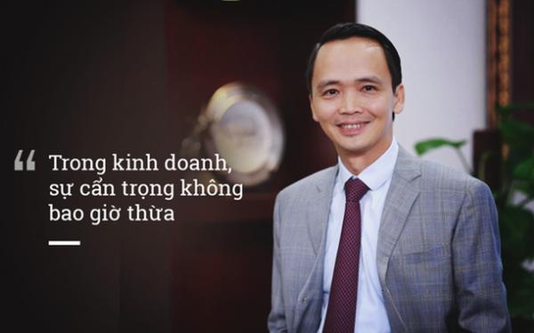 Ông Trịnh Văn Quyết: Từ một cử nhân Luật, tôi xây dựng nên tập đoàn FLC thần tốc nhất Việt Nam, xây công trình 10.000 tỷ mất có 1 năm, kể cả khâu giải phóng mặt bằng!