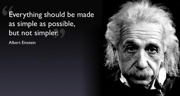#Why: Nguyên lý này giải thích vì sao những kẻ thành công trên thương trường đều chọn tiêu chí 'Đơn giản là số một'