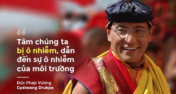 Đức Pháp Vương Gyalwang Drukpa: Ta yêu chó, thích chim nhưng sao lại sắm lồng nhốt chúng?