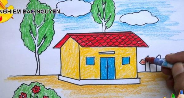 Thời công nghệ 4.0, hình vẽ ngôi nhà cấp 4 và lối tư duy 30 năm chưa chịu thay đổi của người Việt