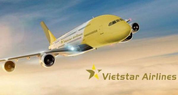 Hãng hàng không Vietstar lại xin duyệt cấp giấy phép cất cánh