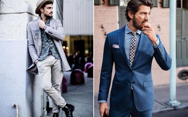 Xu hướng trang phục cho nam giới 2017