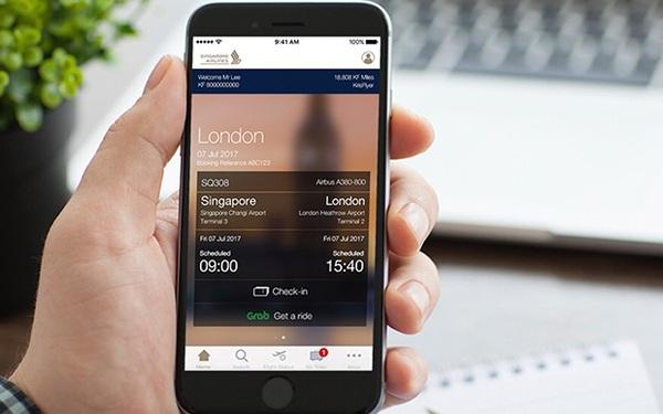 Các hãng hàng không bắt tay với taxi công nghệ