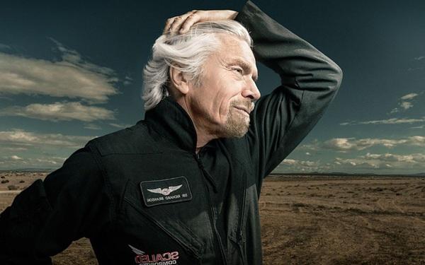 Richard Branson: Bí quyết thành doanh nhân không thể bị đánh bại