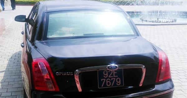 """Chủ tịch Quảng Nam: """"Tôi đi xe doanh nghiệp tặng nhưng đã qua 4 đời Chủ tịch"""""""