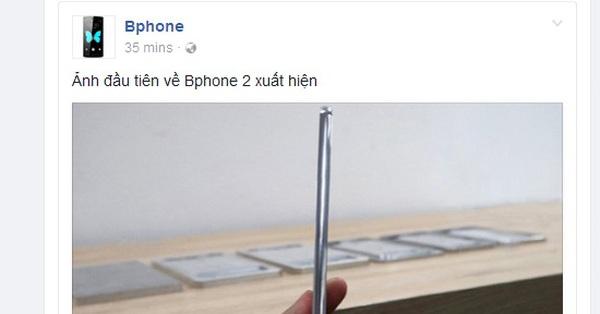 Bphone 2 cấu hình ra sao, giá bao nhiêu?