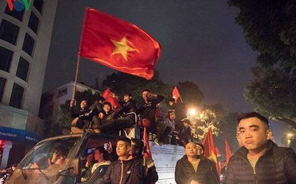 VFF lên kế hoạch cho U23 Việt Nam diễu hành bằng xe buýt 2 tầng