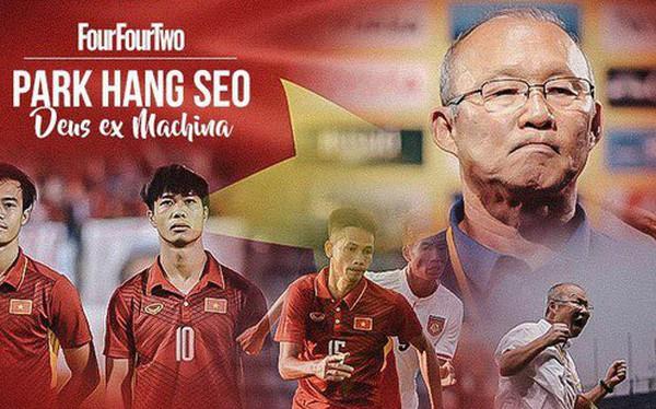 """HLV Park Hang Seo trả lời báo Thái Lan: """"Cầu thủ Việt Nam ngang tầm Nhật và Hàn"""""""
