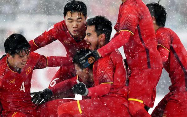FOX Sports làm video ngập tràn cảm xúc vinh danh U23 Việt Nam
