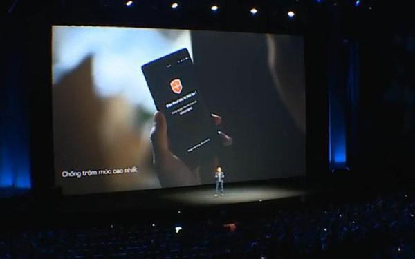 Bphone 3 là chiếc điện thoại không virus và không thể bị đánh cắp