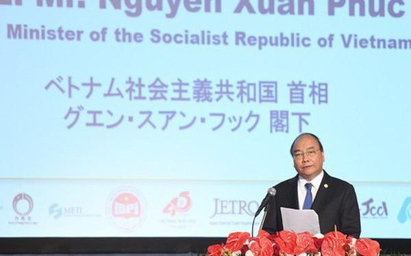 Chuyến đi của Thủ tướng Nguyễn Xuân Phúc tới Nhật mang về các thoả thuận trị giá 10 tỷ USD