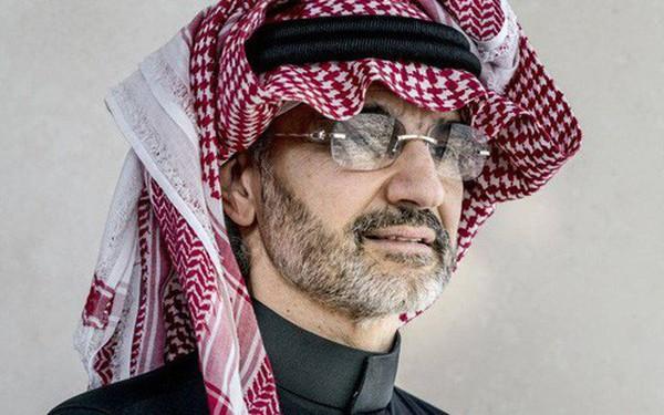 """Hoàng thân giàu có nhất thế giới Ả Rập bất ngờ """"mất"""" một nửa tài sản"""